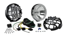 KC Hilites 123 SlimLite; Driving Light
