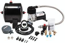 Kleinn Automotive Air Horns 6260 120 PSI sealed air system with 0.5 gallon air tank