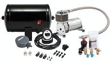 Kleinn Automotive Air Horns 6270 130 PSI sealed air system with 1.0 gallon air tank