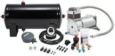 Kleinn Automotive Air Horns 6275 150 PSI sealed air system with 1.5 gallon air tank
