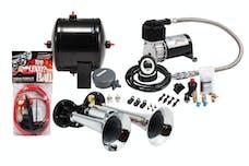 Kleinn Automotive Air Horns HK1 Pro Blaster™ Dual Air Horn Kit w/120 PSI Sealed Air Compressor/0.5 gal tank