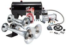 Kleinn Automotive Air Horns HK6 Pro Blaster™ Triple Train Horn Kit w/150 PSI Air Compressor/1.5 gal tank.