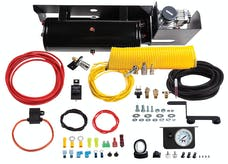 Kleinn Automotive Air Horns SDOBA-6350 Bolt-on Onboard Air for 2011-15 Ford F250/2011-15 F-350 SD 4-Dr Diesel Trucks