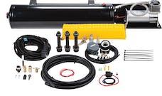 Kleinn Automotive Air Horns VELO-OBA6350 Complete Bolt-on Onboard System for 2009-2014 Ford F-150 and SVT Raptor trucks