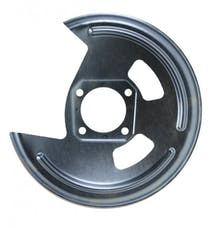 LEED Brakes SPSH1002R Rear Disc Brake Splash Sheild RH