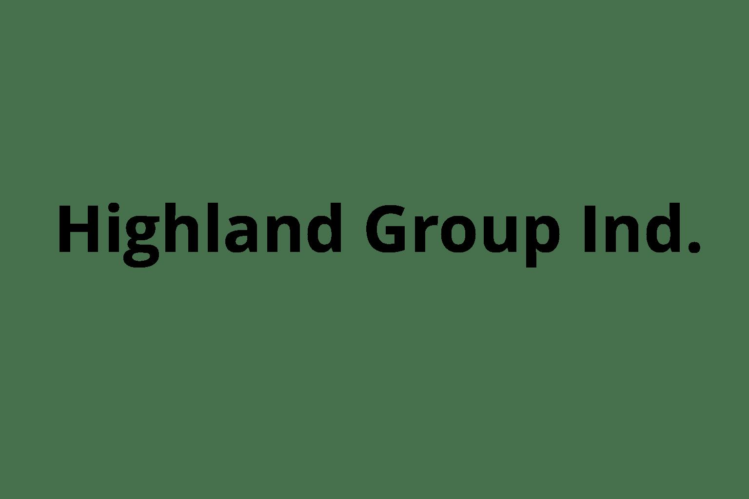 Highland Group Ind.