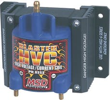 MSD Performance 8252 Blaster HVC Ignition Coil