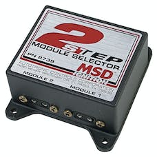 MSD Performance 8739 RPM Controls Two Step Module Selector