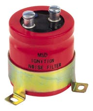 MSD Performance 8830 Noise Capacitor 26 Kufd