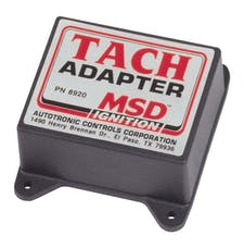 MSD Performance 8920 Tach Adapter  Magnetic Trigger