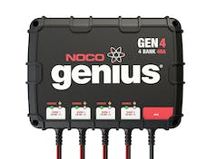 The NOCO Company GEN4 40A 4-Bank Onboard Battery Charger