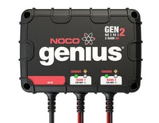 The NOCO Company GENM2 8A 2-Bank Onboard Battery Charger
