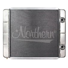 Northern Radiator 204100BC 20 X 16 Overall With High Flow Oil Cooler