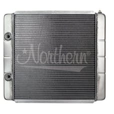 Northern Radiator 204101BC 22 X 19 Overall With High Flow Oil Cooler