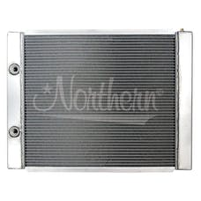 Northern Radiator 204106BC 26 X 19 X 4 1/4 Overall With High Flow Oil Cooler