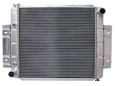 Northern Radiator 205053 Muscle Car Radiator - 23 3/4 x 19 5/8 x 3 1/8