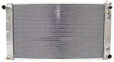 Northern Radiator 205057 Muscle Car Radiator - 25 3/8 x 18 3/8 x 3 1/8