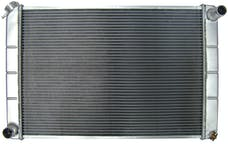 Northern Radiator 205058 Muscle Car Radiator - 29 x 18 7/8 x 3 1/8