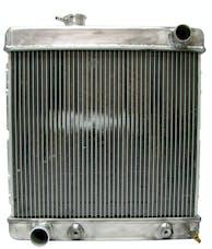 Northern Radiator 205064 Muscle Car Radiator - 20 1/4 x 18 1/2 x 3 1/8
