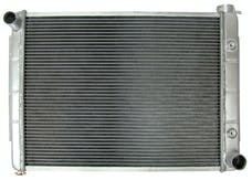 Northern Radiator 205070 Muscle Car Radiator - 26 1/4 x 18 1/2 x 3 1/8