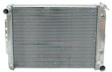 Northern Radiator 205072 Muscle Car Radiator - 25 7/8 x 18 7/8 x 3 1/8