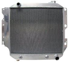 Northern Radiator 205088 Muscle Car Radiator - 21 x 21 x 3 1/8
