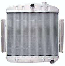 Northern Radiator 205122 Muscle Car Radiator - 22 7/8 x 20 3/8 x 3 1/8