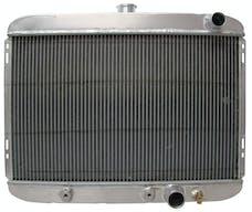 Northern Radiator 205137 Muscle Car Radiator - 19 7/8 x 25 1/2 x 3 1/8