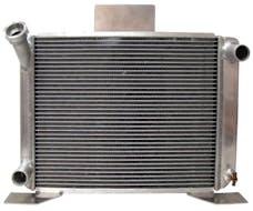 Northern Radiator 205138 Muscle Car Radiator - 21 5/8 x 15 7/8 x 3 1/8