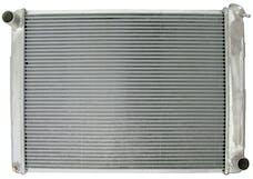 Northern Radiator 205140 Muscle Car Radiator - 25 7/8 x 18 1/2 x 3 1/8