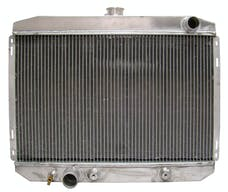 Northern Radiator 205164 Ford / Mopar 19 7/8 x 25 1/2 Downflow Hotrod  Radiator