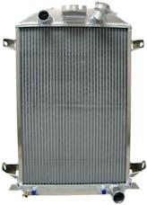 Northern Radiator 205176 Ford / Mopar 26 7/8 x 17 Downflow Hotrod Radiator
