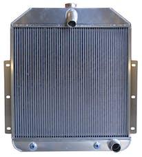 Northern Radiator 205190 Muscle Car Radiator - 26 x 21 3/4 x 3 1/8