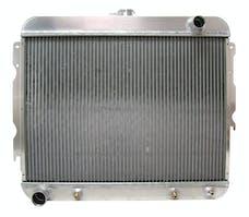 Northern Radiator 205191 Muscle Car Radiator - 22 1/2 x 25 1/4 x 3 1/8