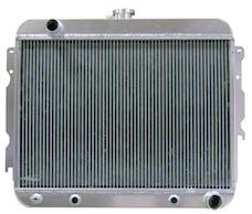 Northern Radiator 205192 Muscle Car Radiator - 22 1/2 x 25 1/4 x 3