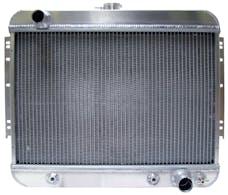 Northern Radiator 205195 Muscle Car Radiator - 20 1/4 x 24 1/4 x 3 1/4