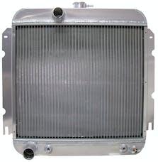 Northern Radiator 205197 Muscle Car Radiator - 22 x 20 7/8 x 3 1/8
