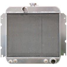 Northern Radiator 205198 Muscle Car Radiator - 21 3/4 x 20 1/2 x 3 1/4