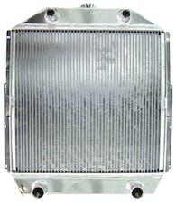 Northern Radiator 205212 Muscle Car Radiator - 1942-1952 FORD TRUCK W/ FLAT HEAD ENGINE