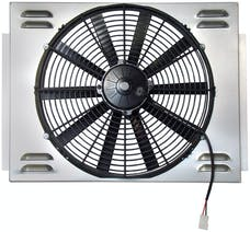 Northern Radiator Z40097 Single 16 Inch Electric Fan