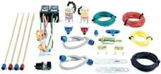 NOS 0022NOS Dual Cheater Upgrade Kit