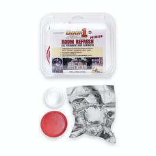 Odor 1 346100 Room Refresh Premium CLO2 Permanent Odor Eliminator, 4 Color, EPA Approved