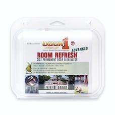 Odor 1 356100 Room Refresh Advanced CLO2 Permanent Odor Eliminator, 4 Color