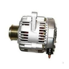 Omix-Ada 56029700AA Alternator, 117 Amp