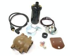 Pertronix 1247XTP6 PerTronix 1247XTP6 Ignitor Ford 4 cyl with External Coil 6 Volt Positive Ground