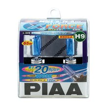 PIAA 19665 Xtreme White Plus Series Halogen Bulb (H9, Twin Pack)
