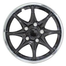 Pilot Automotive WH522-14C-B Black Chrome 14 in. WC