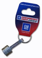 PROFORM 141-970 Keychain; GM Performance Piston and Connecting Rod Model; Sold Each