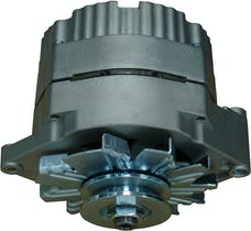 Proform 66434 Alternator-100 AMP; GM Style 1-Wire Style; Natural Finish; 100% New