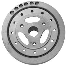 PROFORM 66511 Engine Harmonic Balancer; Fits SB Chevy Engines; 8 Inch; Internally Balanced
